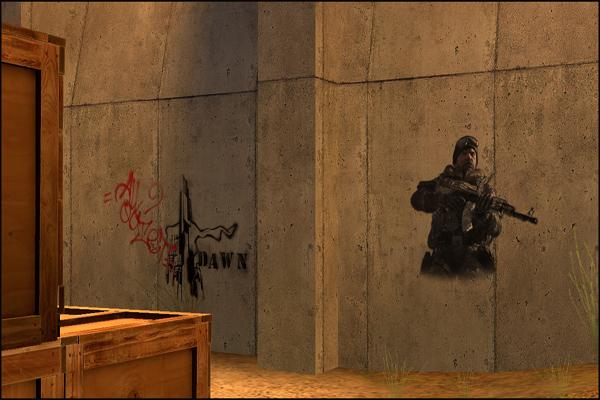 СПРЕЙ Modern Warfare 2