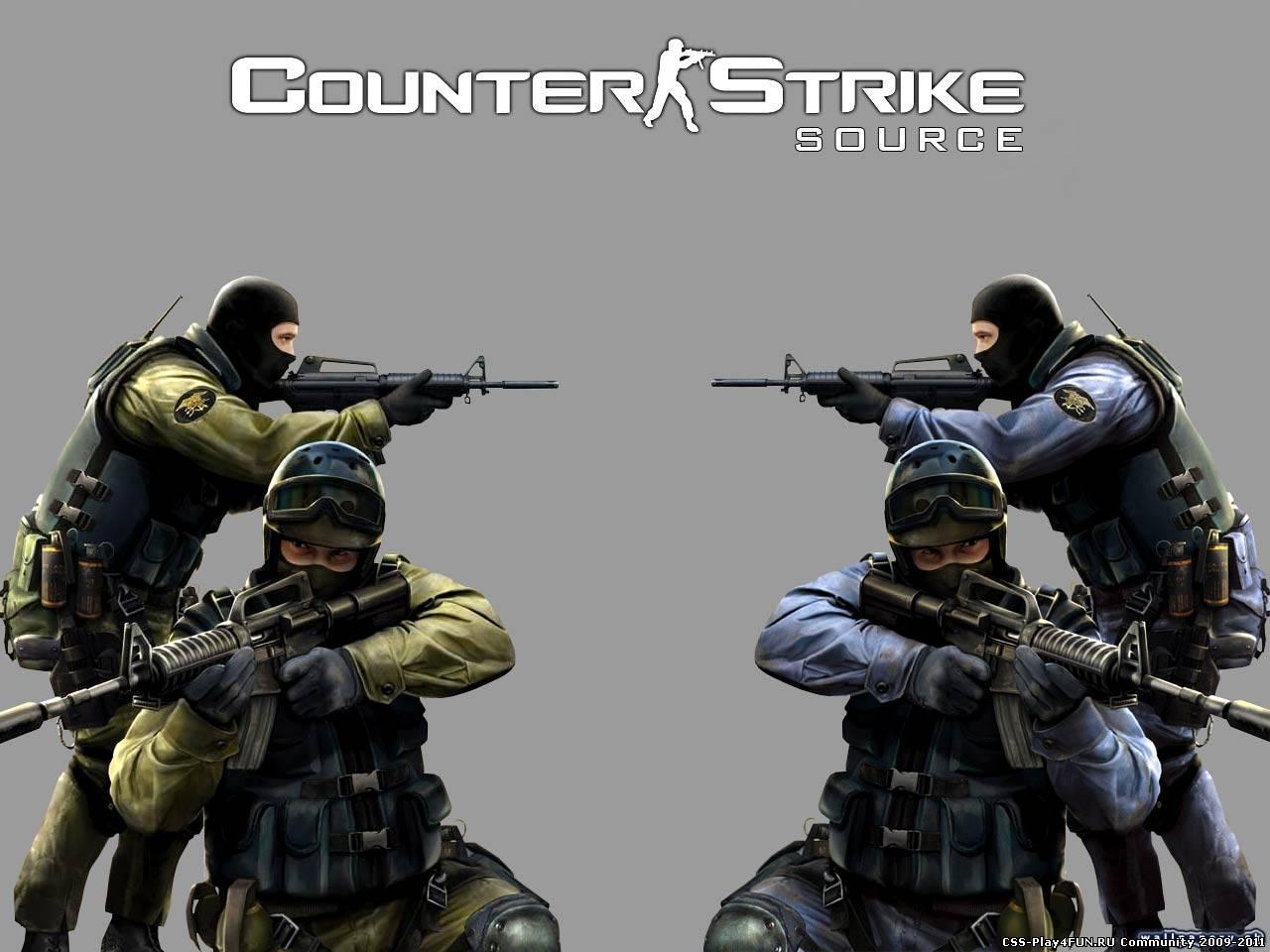 counter strike с детства знаком